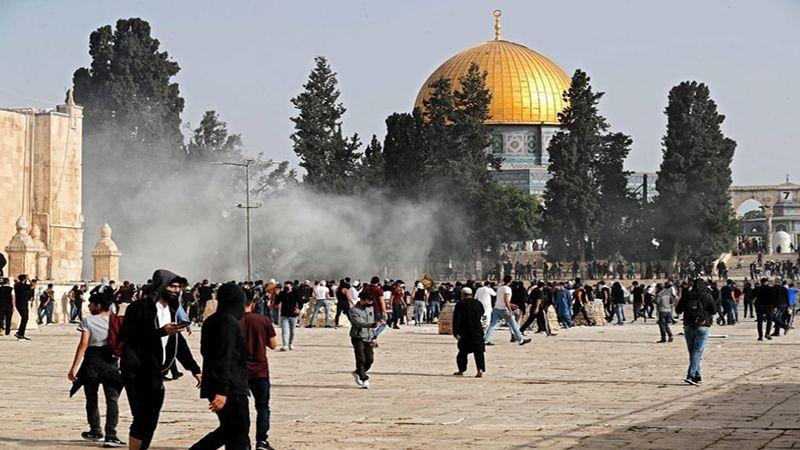 مرابطو الأقصى برزوا للشرِّ المُطلق: الاحتلال والمستوطنون يدنّسون المسجد المبارك ويوسّعون اعتداءاتهم