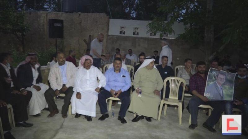 اللقاءات التحضيرية لانتخابات الرئاسة السورية تنطلق في برالياس