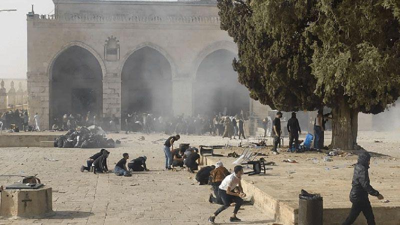 التنديد متواصل باعتداءات الاحتلال العنصرية على القدس والفلسطينيين