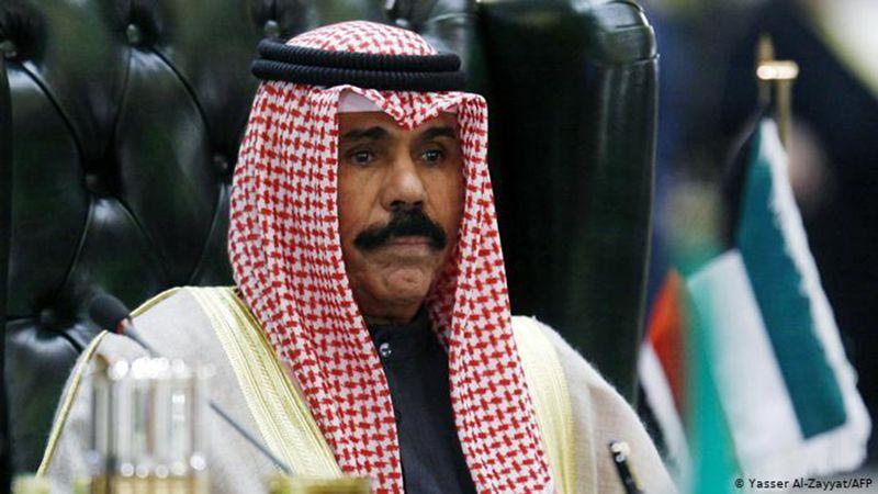 أمير الكويت يدين اعتداءات الاحتلال على الفلسطينيين