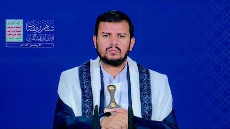 السيد الحوثي يُشيد ببسالة الشعب الفلسطيني: شعبنا معكم بشكلٍ مطلق