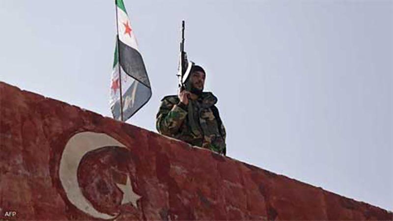 الاحتلال التركي ومرتزقته يعتدون بالقذائف على السوريين في محيط عفرين