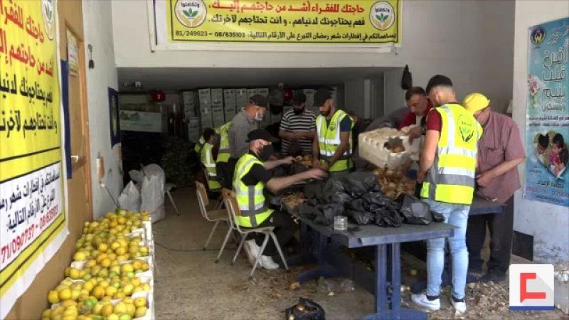 حتى اخر ساعات شهر رمضان.. حزب الله سند ومعين للأهالي في البقاع الغربي