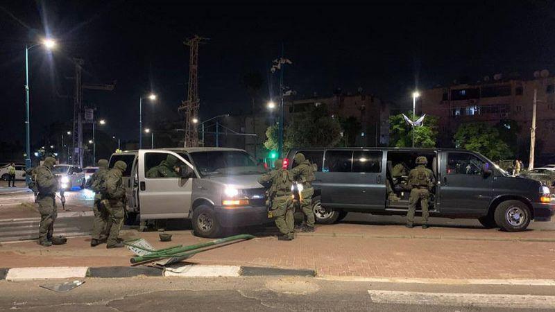 الاحتلال يستنفر قواته بعد مواجهات اللد مساء أمس