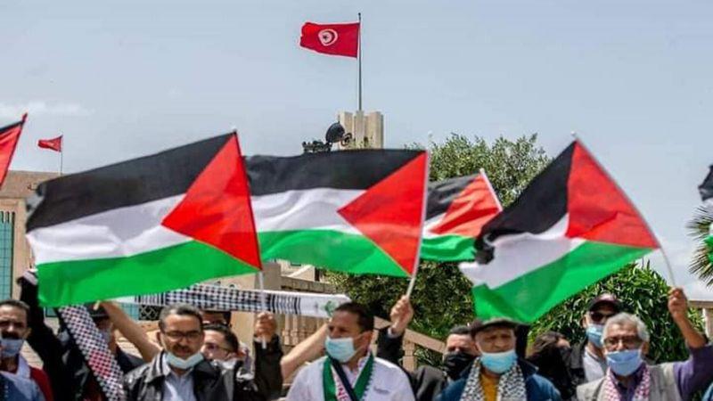 أحزاب ومنظمات وطنية تونسية دعما للشعب الفلسطيني: لا بديل عن خيار المقاومة