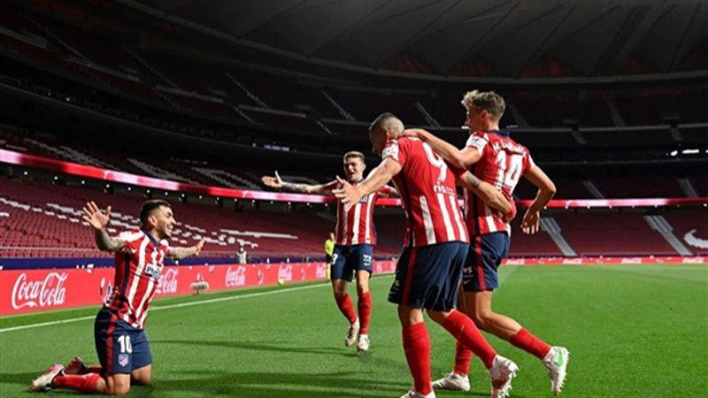 """اتلاتيكو مدريد يعزز صدارته لـ""""ليغا"""""""