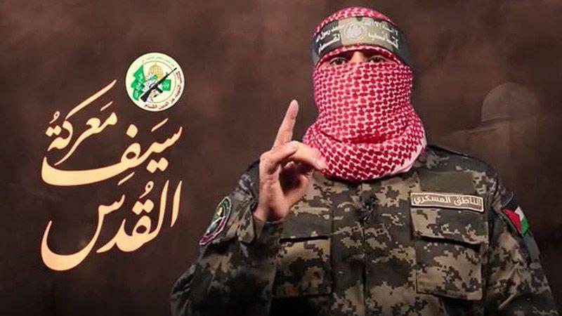 """""""كتائب القسام"""" للعدو: لا خطوط حمراء ولا قواعد اشتباك في سبيل الأقصى وحماية أهلنا"""