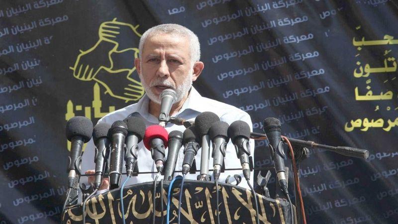 الهندي: المقاومة تنتظر دخول الاحتلال لغزة