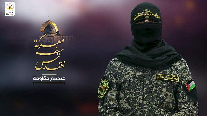 """""""سرايا القدس"""" للعدو: المعركة البرية أقصر الطرق لنصرنا الأكيد"""