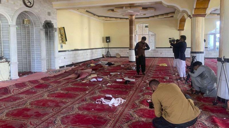 في عيد الفطر.. ضحايا بانفجار مسجد في كابول