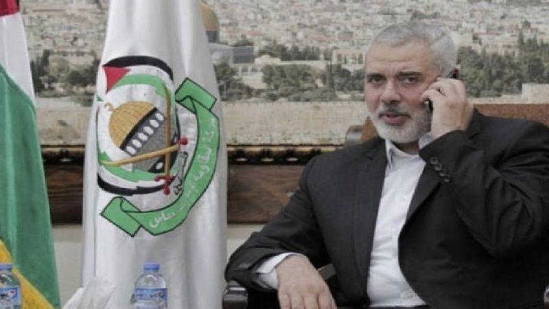قاآني هاتف هنية: إيران تدعم البسالة الفلسطينية