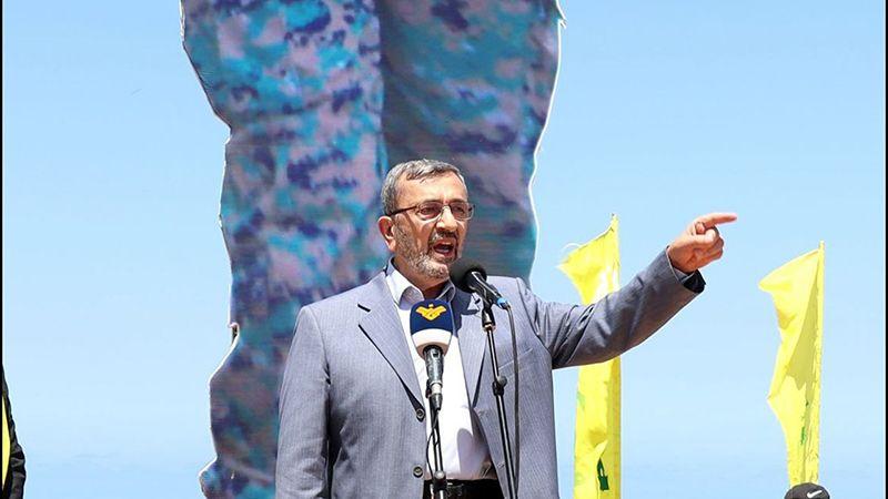 عز الدين: فلسطين والقدس أقرب من أي وقت مضى