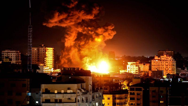 ثامن أيام العدوان على غزة.. تكثيف غارات العدو وتدمير ممنهج للبنى التحتية