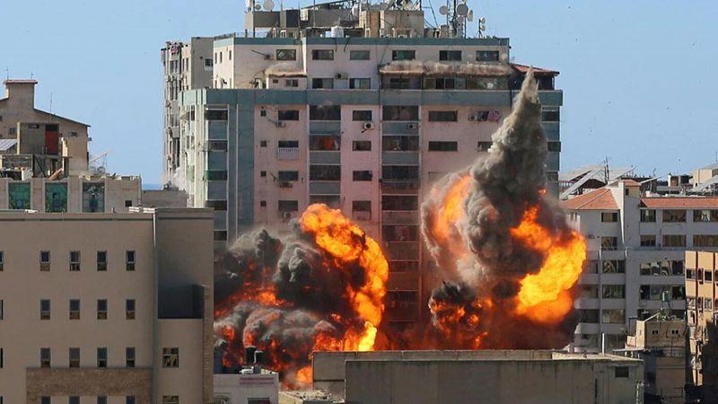 عدوان غزة: غانتس يصادق على خطة النار لـ24 ساعة