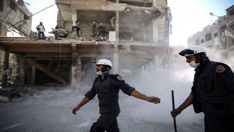 """الخارجية الروسية: """"جبهة النصرة"""" تخطط لأعمال استفزازية باستخدام مواد كيميائية سامة في سورية"""