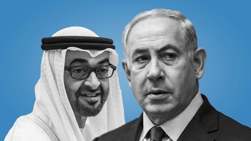 هل تعهّد محمد بن زايد لنتنياهو بإعمار المستوطنات؟