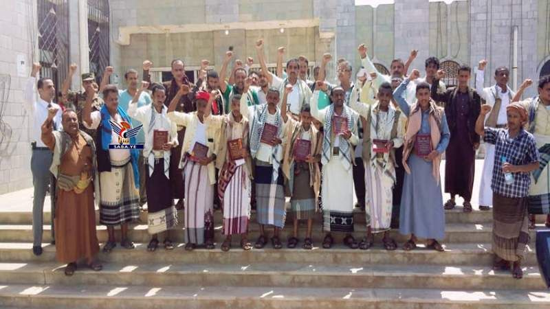 اليمن: تحرير 10 من أسرى الجيش واللجان في الحديدة