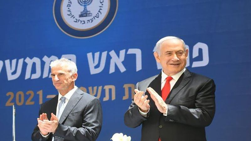 """نتنياهو يعلن تعيين """"دافيد برنياع"""" رئيسًا جديدًا للموساد..إيران المهمّة الأولى"""