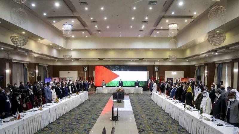 ممثلو الشعوب في برلمانات الدول الاسلامية: لدعم الشعب الفلسطيني بكل قوة