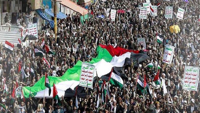 من لبنان الى اليمن وفلسطين: التاثير المتبادل في مواجهة المشروع الأمريكي الإسرائيلي