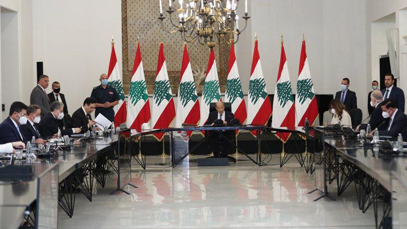 الرئيس عون: موضوع مكافحة التهريب أولوية