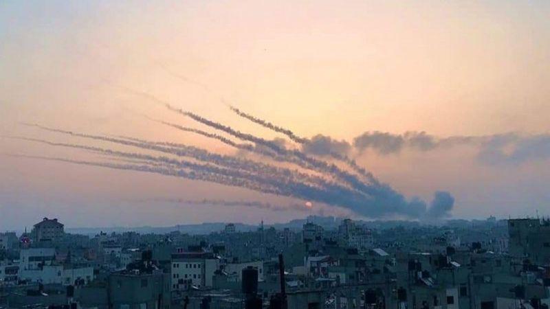 """""""سيف القدس"""": تصاعد دور المقاومة في فلسطين والمنطقة"""