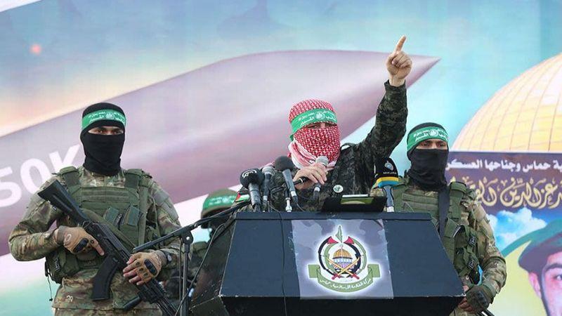 """""""القسام"""":  المقاومة قادرة على الرماية الصاروخية لفترات لا يمكن للعدو توقعها"""