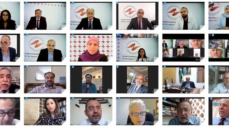 """فلسطين بين التطبيع والمقاومة.. محور ندوة مفتوحة لـ""""التجمّع الأكاديمي في لبنان لدعم فلسطين"""""""