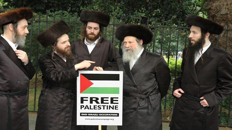 حاخامات في لندن يتبرؤون من الصهيونية ومُعاداتها للمسلمين