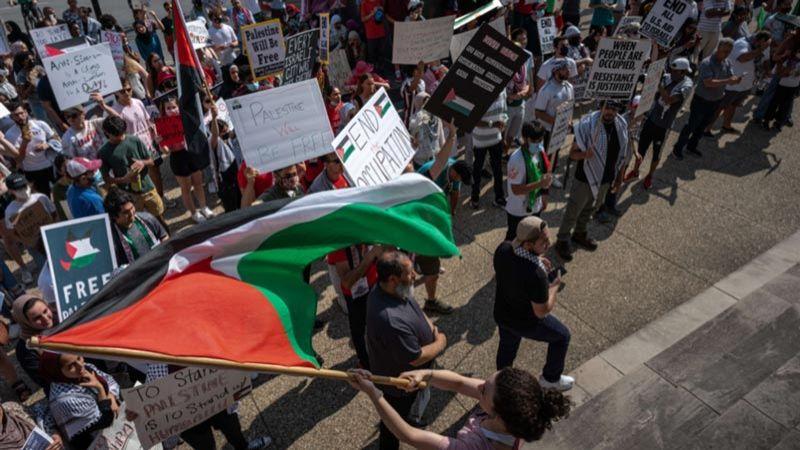 عناصر المأزق الصهيوني في أميركا بعد غزّة