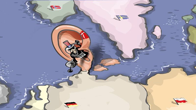 غضب فرنسي من الولايات المتحدة والدنمارك