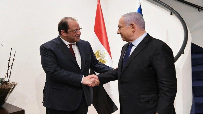 ماذا دار في اجتماع نتنياهو ورئيس المخابرات العامة المصرية؟
