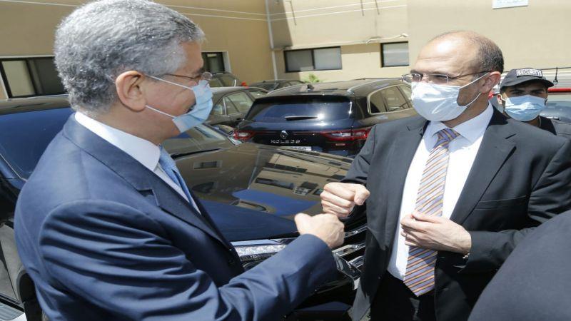 حسن: وزارة الصحة أعادت جزءاً من الثقة المفقودة بين المواطن والمؤسسات الرسمية