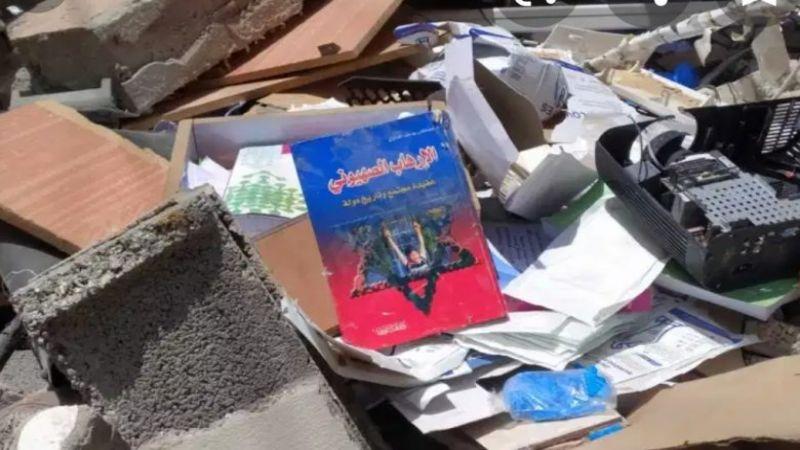 مئة ألف كتاب من بيروت إلى غزة