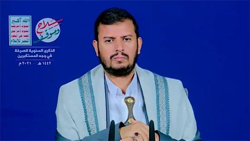 """السيد الحوثي: اليمن جزءٌ لا يتجزأ من """"معادلة القدس"""""""