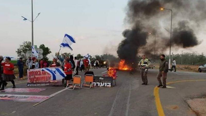المستوطنون يحاصرون الفلسطينيين في غذائهم