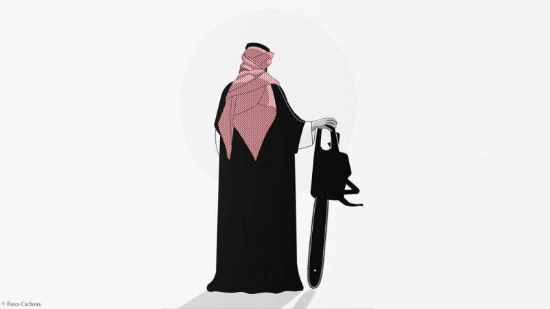 """السعودية تتفنّن في القمع: """"نبشٌ"""" للمنشورات وإخفاءٌ قسري"""