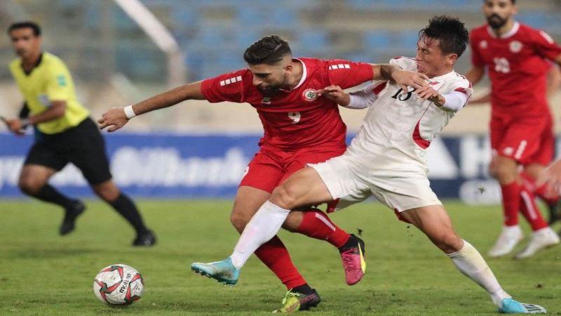 استعدادتُ المنتخب اللبناني لتصفيات آسيا المزدوجة مستمرة