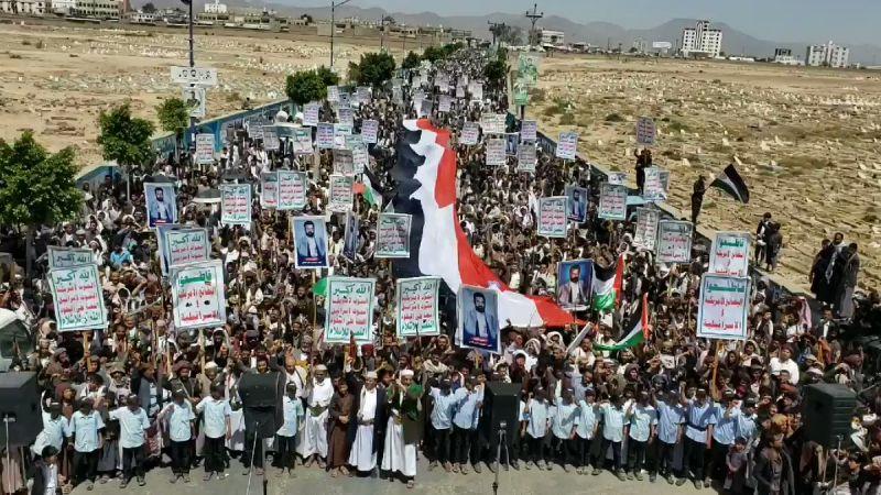 شعبُ اليمن يؤكد حضوره في معادلة القدس