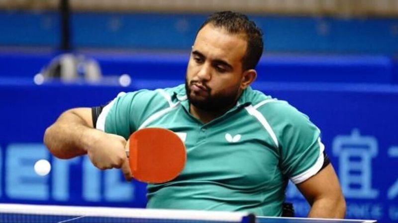 رفضًا لمواجهة لاعب صهيوني .. لاعب المنتخب الأردني البارالمبي ينسحب من البطولة