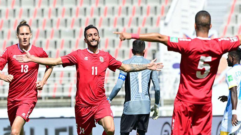 لبنان يجتاز موقعة سريلانكا بفوزٍ صعب