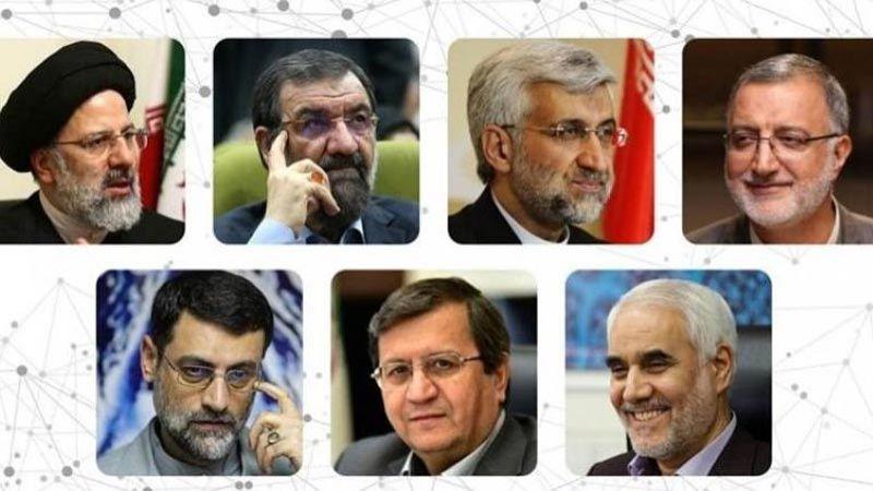 إيران: المناظرة الأولى لمرشحي الانتخابات الرئاسية
