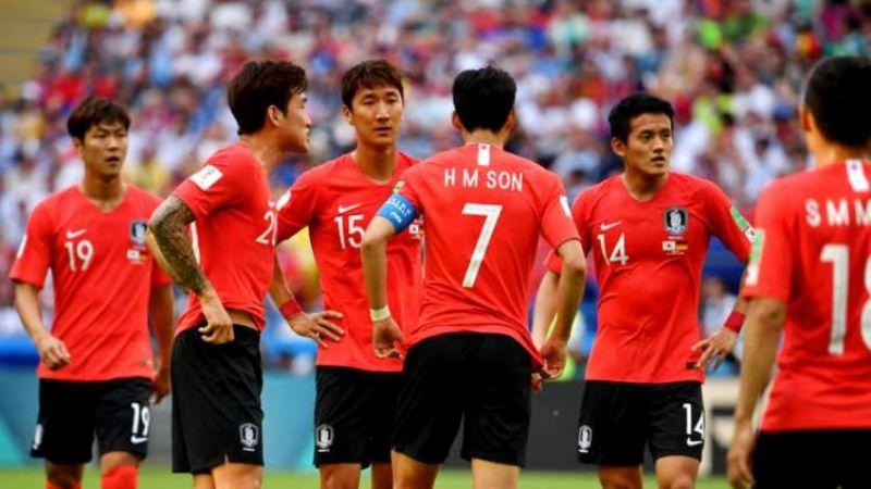 كوريا الجنوبية تكتسح تركمانستان بالتصفيات الآسيوية المزدوجة