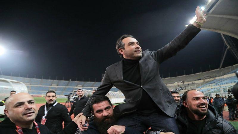 نبيل بدر يتراجع عن خوض المعركة الانتخابية للاتحاد اللبناني لكرة القدم
