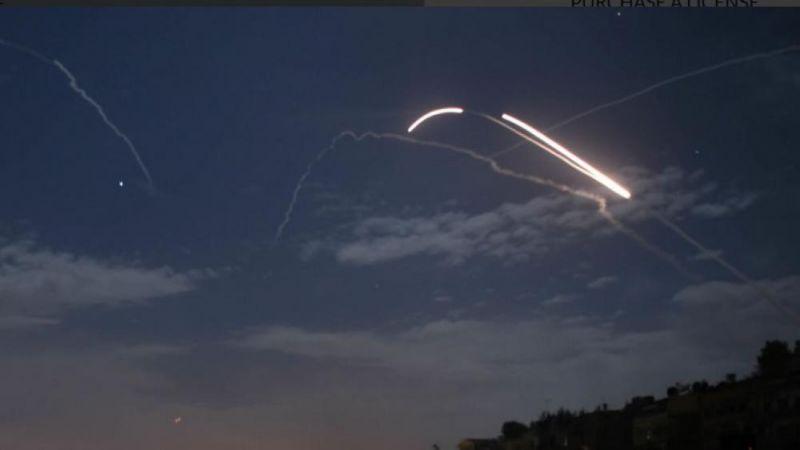 """""""حماس"""": القصف الصهيوني على سوريا عدوان همجي"""