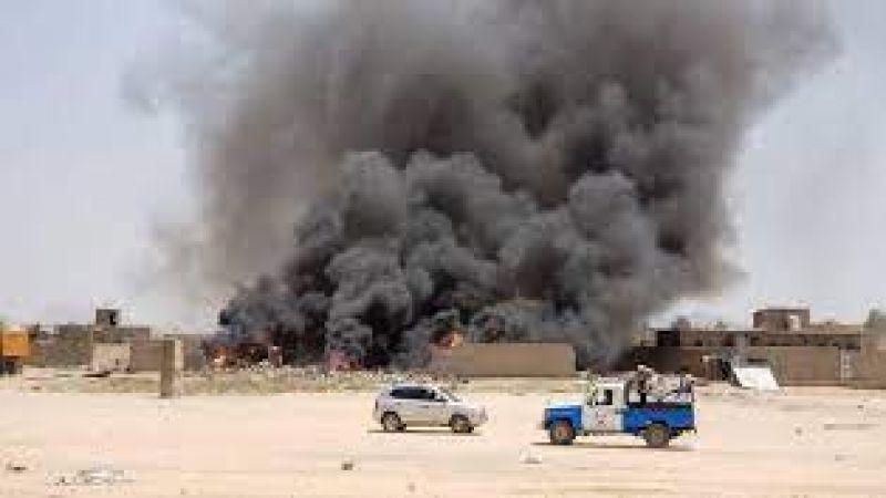 اليمن: العدوان يواصل غاراته على مأرب وقصفه في صعدة