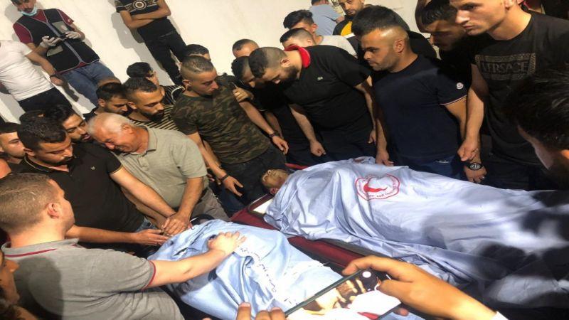 فلسطين المحتلة: ارتقاء 3 شـهداء خلال اشتباك مع قوات الإحتلال في جنين