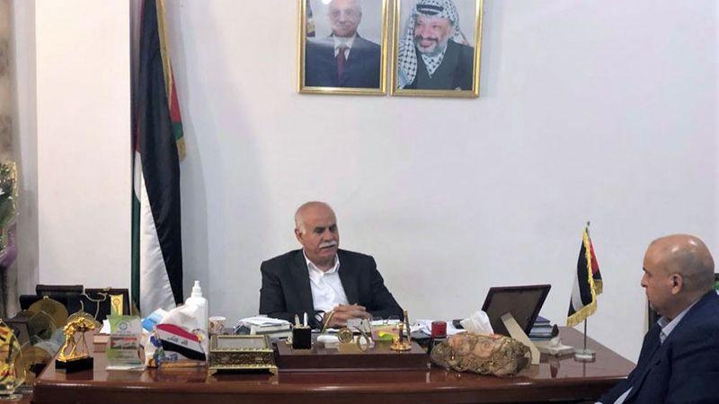 """السفير الفلسطيني في العراق لـ""""العهد"""": """"سيف القدس"""" أفشلت مشاريع التطبيع"""