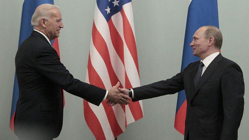 سوريا حاضرة بقوة في قمة بوتين وبايدن