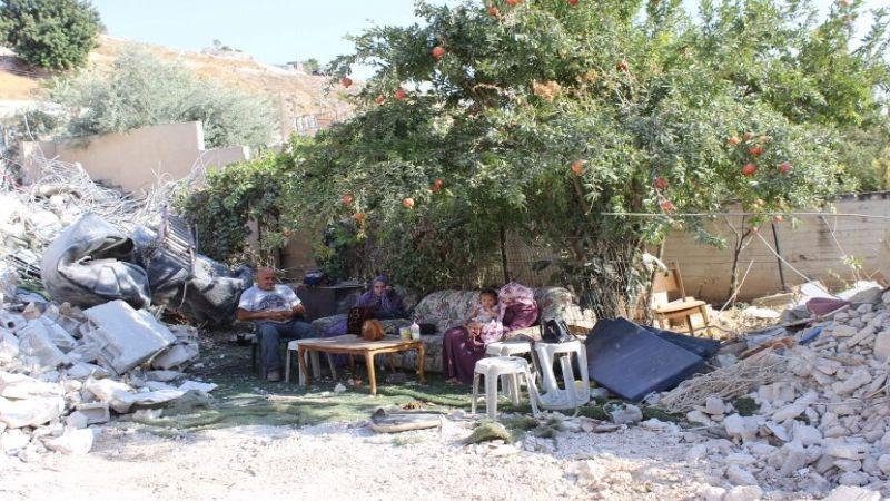 الهدم الظالم يسلخ الفلسطينيين عن ذكرياتهم